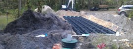 Problems with Drainfield and septic tank