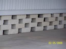 cement block skirtingloose