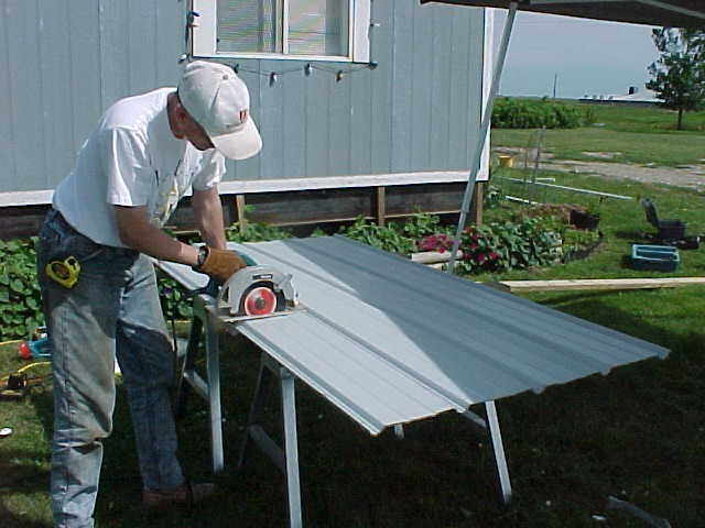 mobile home skirting installation