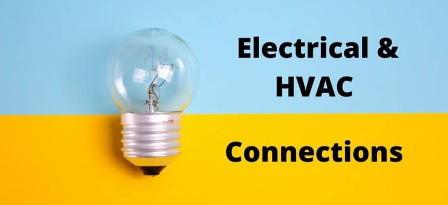 Electrical and HVAC Installation