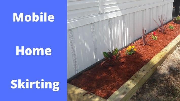 How To Install Vinyl Skirting On A Mobile Home