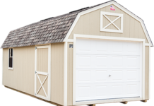 cooks shed